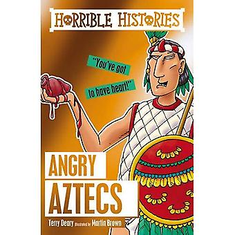 Angry Aztecs (Horrible Histories)