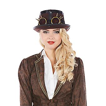 Steampunk hoed accessoires Halloween carnaval