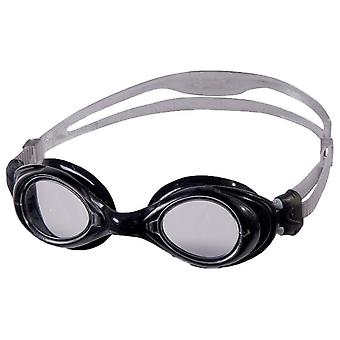 HEAD Vision Swimming Goggles - Clear Lens - Black Frame