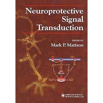 Nervskyddande signaltransduktion av Mattson & Mark P.