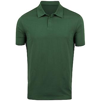 RVCA Mens Sure Thing Solid Polo Shirt - Sequoia Green