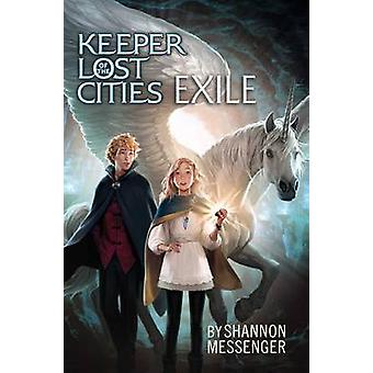 Exile by Shannon Messenger - 9781442445963 Book