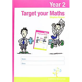 Target Your Maths Year 2 Workbook by Stephen Pearce - 9781906622626 B