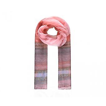 Intrigue Womens/Ladies Patterned Stripe Print Scarf