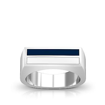 Yale University Ring In Sterling Silver Design by BIXLER