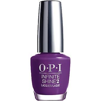 OPI Infinite Shine Purpletual Emotion - Infinite Shine 10 Day Wear 15ml (ISL43)