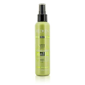 Redken curvilínea CCC Spray climatizador cuidado Spray Gel (para rizos todos) 150ml / 5oz