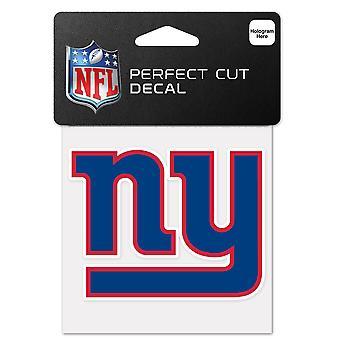 Wincraft tarra 10x10cm - NFL New York Giants