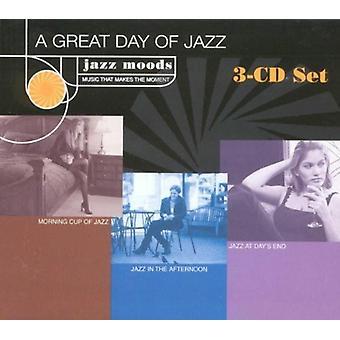 Importer des ambiances Jazz - Great Day of Jazz [CD] USA