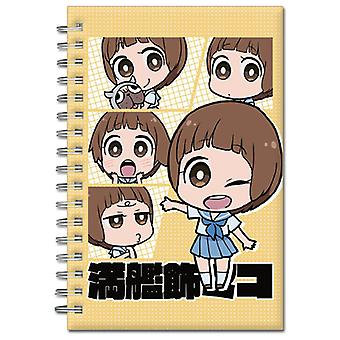 Notebook - Kill la Kill - New SD Mako Hardcover Stationery Anime ge43505