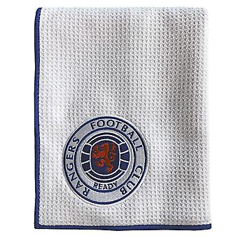 Rangers FC Aqualock Caddy Towel