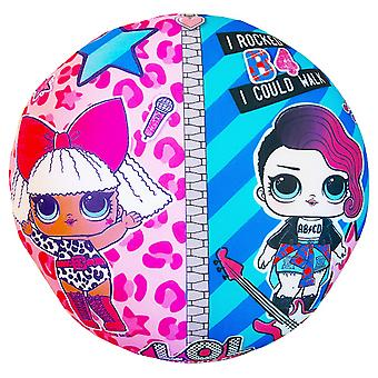 LOL Surprise 2 in 1 Reversible Round Cushion