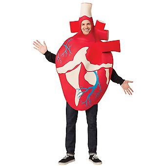Heart Adult Costume
