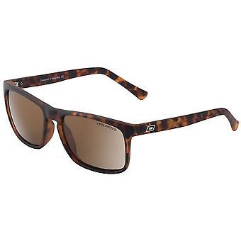 Dirty Dog Ram Satin Sunglasses - Brown Tort