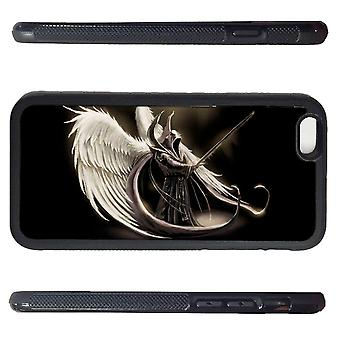 Iphone 6 shell with Dark Angel picture print