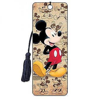 Mickey Mouse 3D Moving Image Bookmark