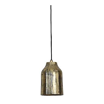 Light & Living Hanging Pendant Lamp D12x19cm Cheyda Antique Gold