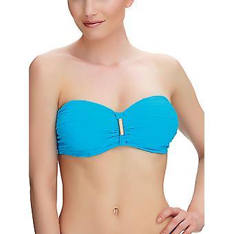 San Sebastin Bandeau Bikini Top