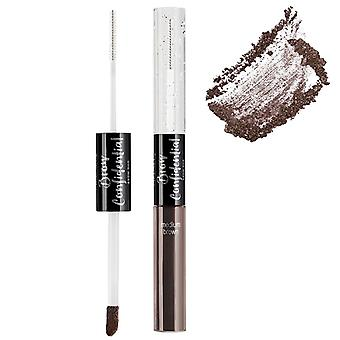 Ardell Beauty brow Confidential dubbele eindigde wenkbrauw applicator-medium Brown