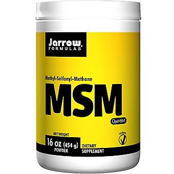 MSM Powder (454 gram) - Jarrow Formulas