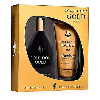 Men-apos;s Cosmetics Set Gold Posseidon (2 pcs)