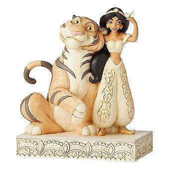 Disney Traditions Wondrous Wishes Jasmine & Rajah