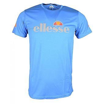 Ellesse Sammeti כחול מארל פוליאסטר חולצת