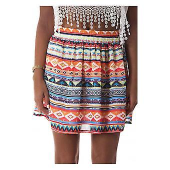 Motel Bell Aztec Skater Skirt