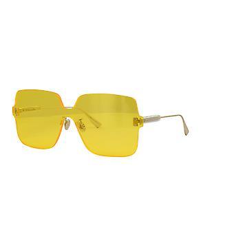 Dior Colorquake 1 40G/HO keltainen/keltainen aurinko lasit