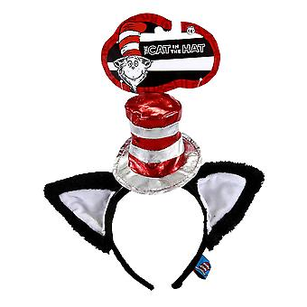 Dr Seuss Cat in the Hat Deluxe Headband