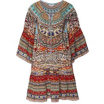 Inoa Arizona Silk Gypsy Dress