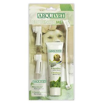 Arquivet Mint dental care set (Dogs , Grooming & Wellbeing , Dental Hygiene)
