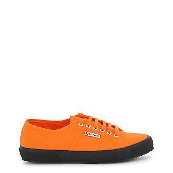 Superga Original Unisex Spring/Summer Sneakers - Orange Color 33081