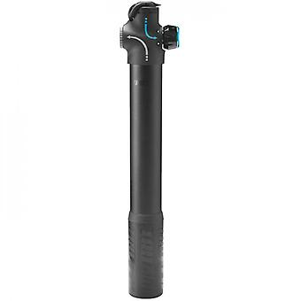 Truflo Pumps - Tio Mountain Two In One Hand Pump & Co2 Inflator Combined, Presta And Schrader