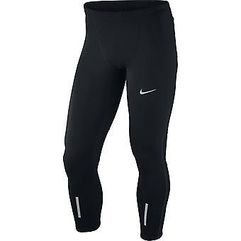 Nike Tech Tight M 642827010 in esecuzione tutto l'anno pantaloni uomo