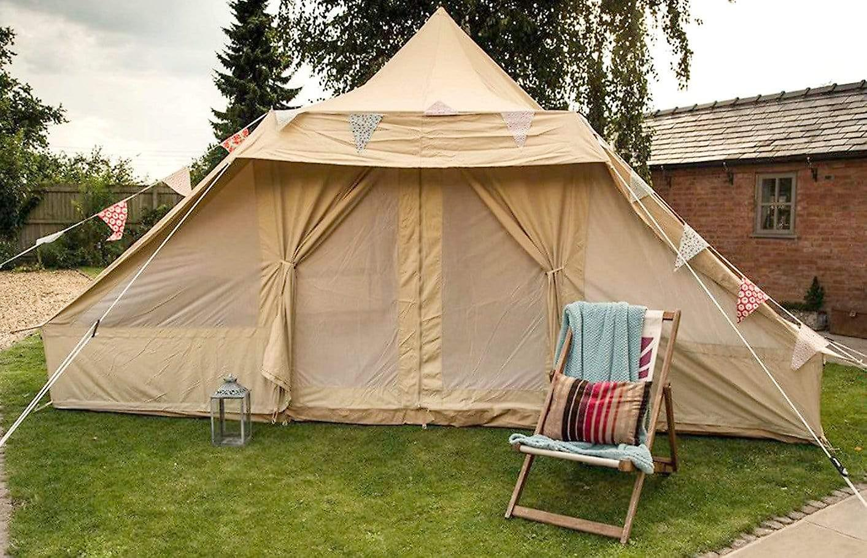 Touareg telt med komfyr hull | Fruugo NO
