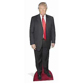 Donald Trump Lifesize Cardboard Cutout / Standee / Stand Up
