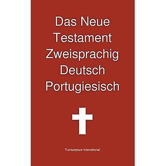 Das Neue Testament Zweisprachig Deutsch  Portugiesisch by Transcripture International