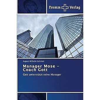 Manager Mose  Coach Gott by Schinkel AugustWilhelm
