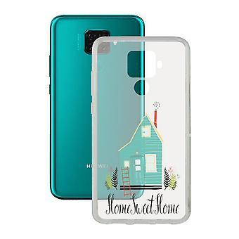 Capa móvel Huawei Mate 30 Lite Contact Flex Home TPU
