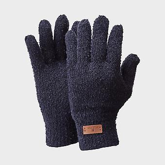 New Hi-Gear Boucle Knit Gloves Black