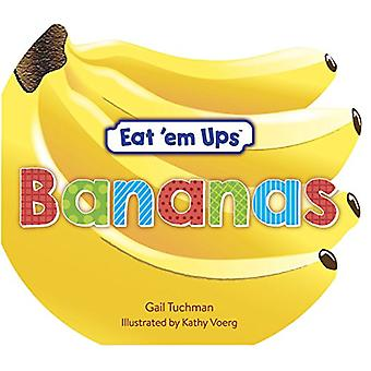 Eat 'em Ups Bananas by Gail Tuchman - 9780486825113 Book