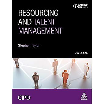 Resourcing and Talent Management by Stephen Taylor - 9780749483852 Bo