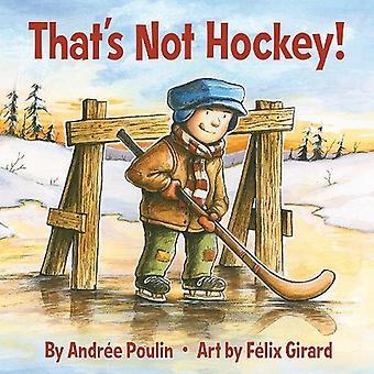 Che's Non Hockey! di Andree Poulin - 9781773210513 Libro