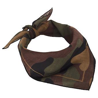 Urban Classics Bandana headscarf neckscarscarmaschera legno mime