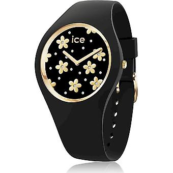 Ice Watch Klocka Unisex ICE blomma Precious svart Medium 016668