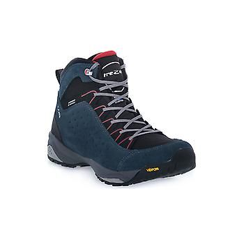 Trezeta alter ego wp blue red boots / boots