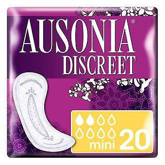 Incontinence Sanitary Pad Mini Ausonia (20 uds)