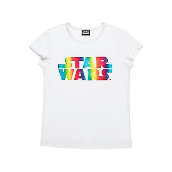 Alouette Girls' Star Wars T-Shirt With Foil Print