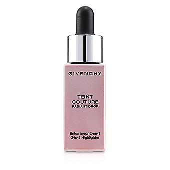 Teint couture radiant drop 2 in 1 highlighter # 01 radiant pink 230941 15ml/0.5oz